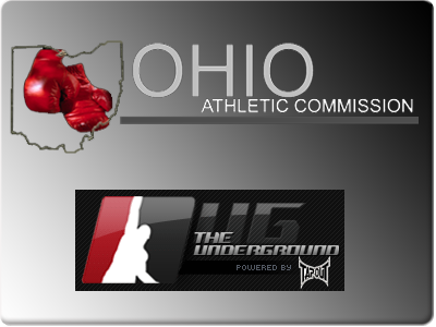 MMA and the Ohio Athletic Commission
